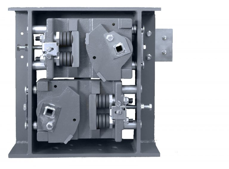 Basic body of the BF2D-1/BF1D-1 mounted in outer housing, EN81-20 / 50, acting bi-directional